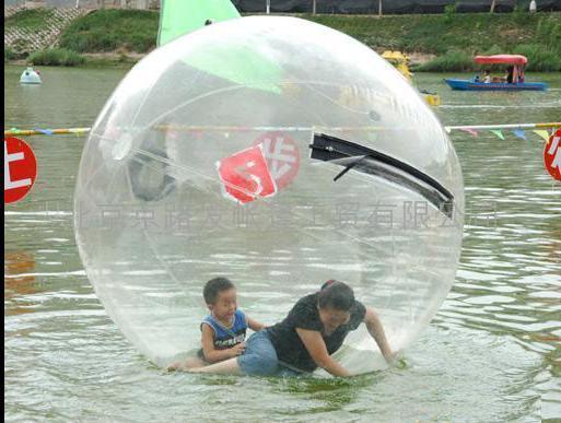 水上步行球 1