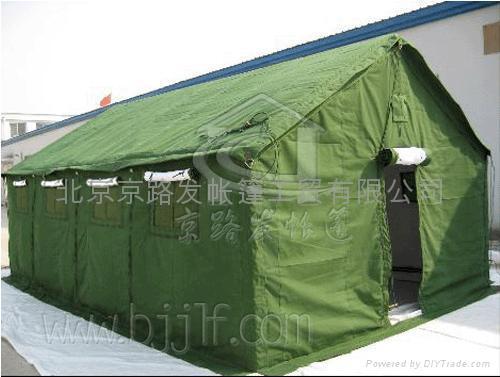 棉帳篷- 1