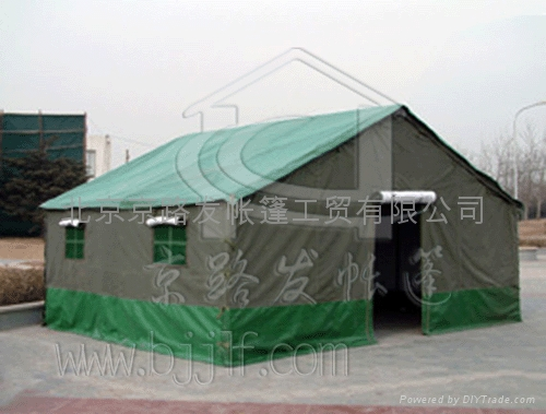 棉帳篷- 2