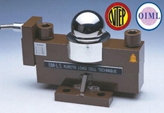 Double ended beams load cell (BM-LS)
