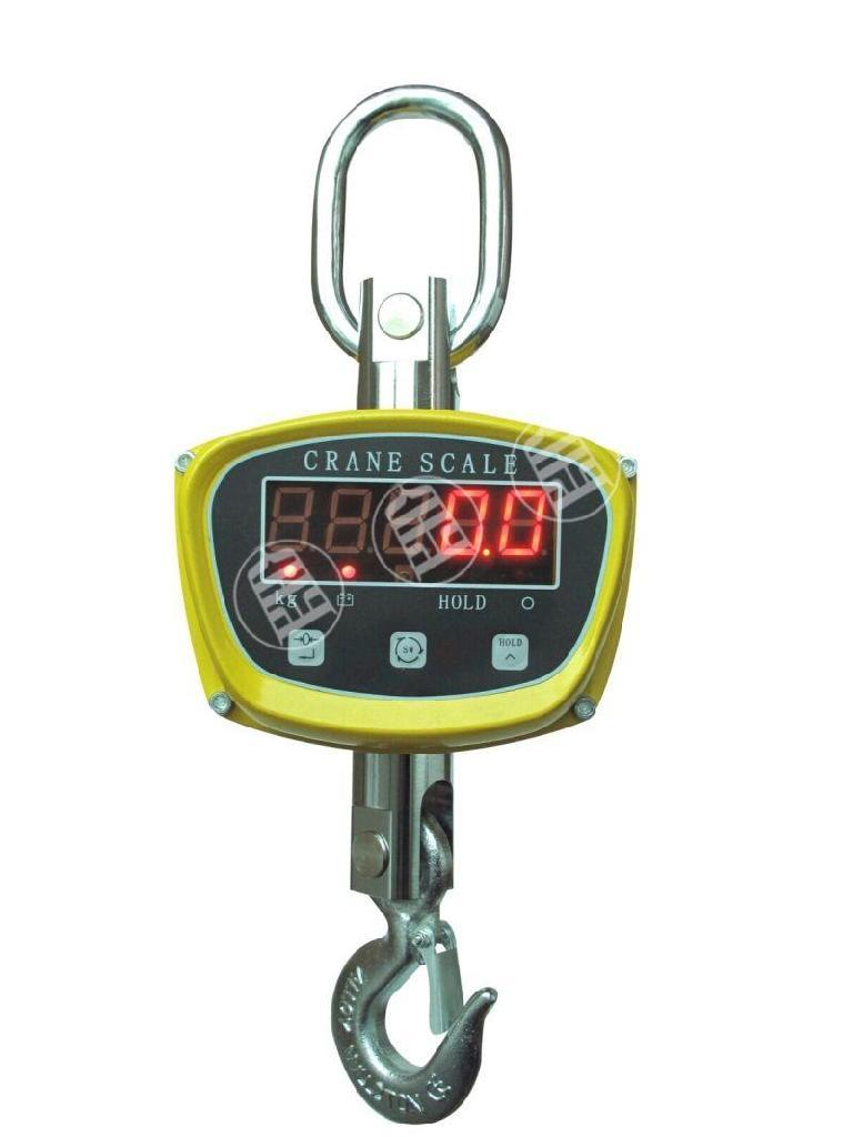 Crane Scale (OCS-XZ-GGE-pro) 1