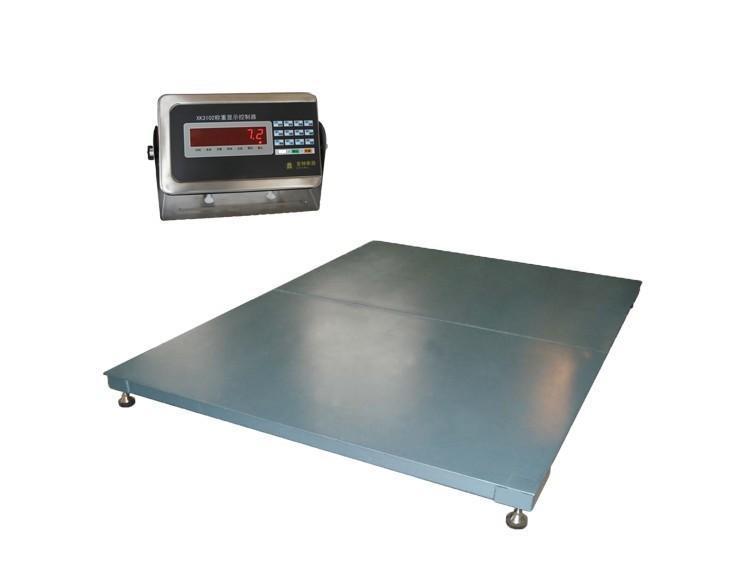 Electronic Floor Scale (SCS Model) 1