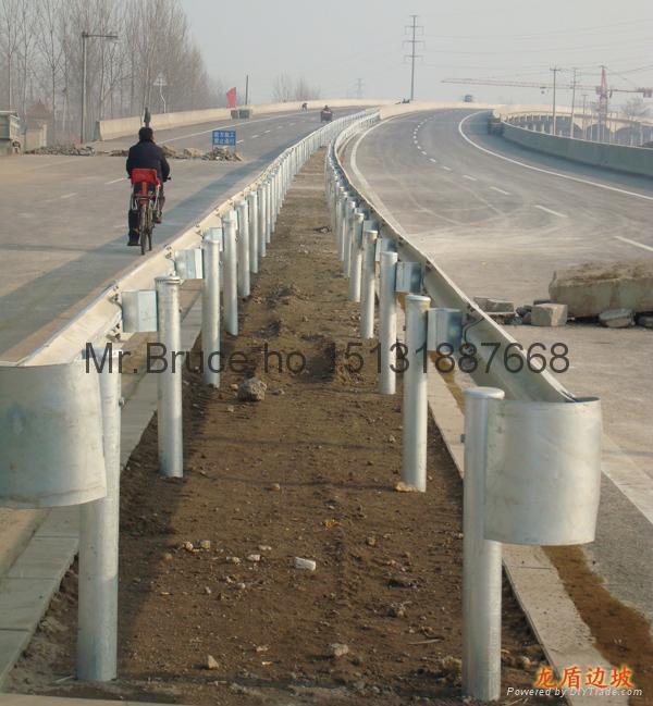 Highway crash barrier yueqi china