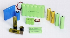 Rechargeable Batteries in Various Sizes and Capacities