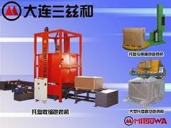 耐火材料包裝機