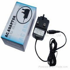 UK Plug AC Power Charger Adapter For Nintendo DS LITE