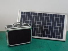 Solar Energy Household Generator