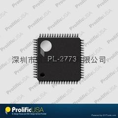 供应移动硬盘芯片PL2773