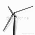 200W wind generator/wind turbine/wind power generator/wind power turbine 5