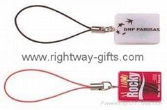 moble phone flashing strap