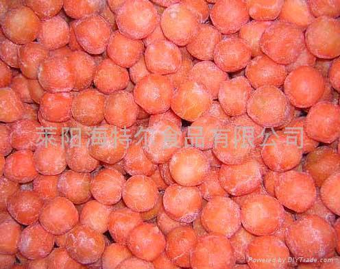 冷冻胡萝卜 3