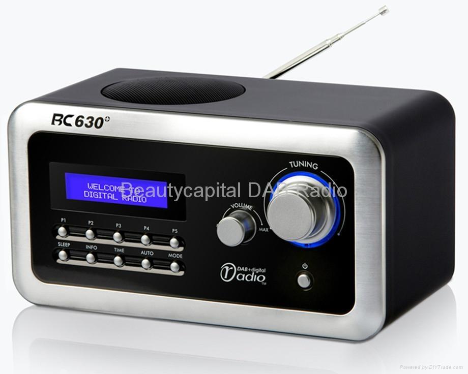 dab dab plus digital radio bc 630da bc china. Black Bedroom Furniture Sets. Home Design Ideas