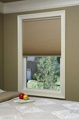 Cordless Blackout Honeycomb Shades and Blinds