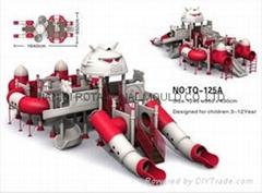 King Gong Series (outdoor robot play equipment)