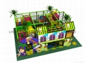 high quality  softy play equipment  with ball pool ,trampoline 1