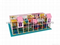 high quality  softy play equipment  with ball pool ,trampoline 2