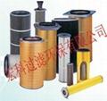 (宏科)供应进口国产木浆纤维材质除尘滤筒 1
