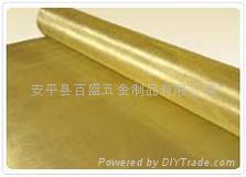 黄铜网 1