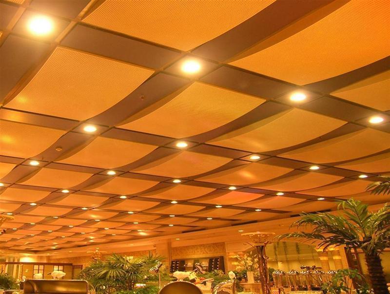 Acoustic Ceiling Acoustic Panel Soundproof Panel Acoustic