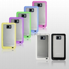 2 IN 1 Case for Samsung Galaxy S2 i9100