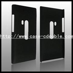 matt rubberzied hard case for Nokia N9