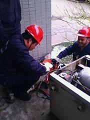 专业提供空气源热泵热水器销售安装维修保养