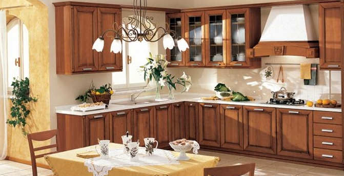The typical integral kitchen is absolute china for Cocinas quality