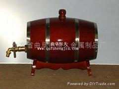 5升木酒桶 儲存白酒保持酒質的原色原味