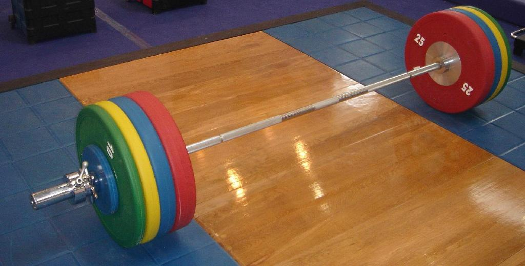 Product Bar Equipment ~ Weightlifting equipment china weight lifting sport