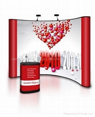 10ft Magnetic Pop Up Display