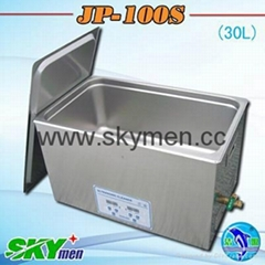 fruit vegetables ultrasonic Cleaner machine JP-100S(digital,30L)