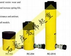 台湾U-WELL优伟RC液压单动,外牙式油缸