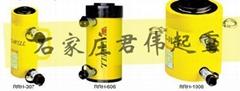 臺灣U-WELL優偉RRH液壓雙動,中空型油缸