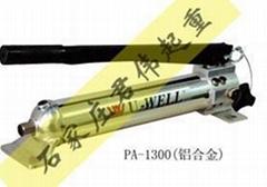 台湾U-WELL优伟SP手动泵浦