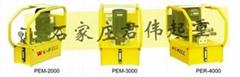 臺灣優偉PE電動泵
