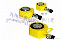 臺灣U-WELL優偉RSM液壓單動,超薄型油缸