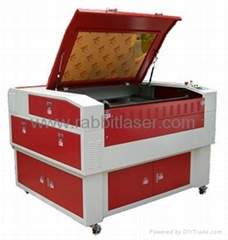 China Rabbit laser cutting machine