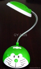 LED Rechargeable desk lamp