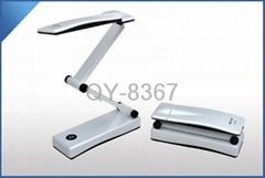 LED Foldable Desk Lamp with rotating 270 degree