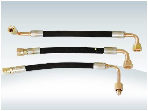 Hydraulics Assembly Pipe : Hydraulic hose assembly china composite pipe tube
