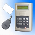 Cashless Payment Terminal with Access Control & Time Attendance