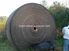 used rubber conveyor belt with nylon