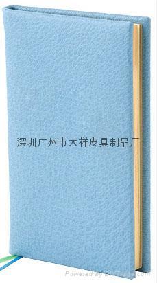 平裝式筆記本,活頁式筆記本,深圳真仿皮筆記本廠 3