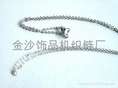 不锈钢锤十字链条