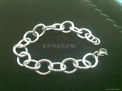 不锈钢焊口链条