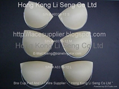 Bra Cup Pad And U Wire