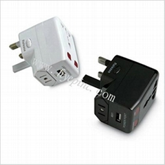 GT1005   World travel adapter