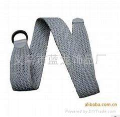 外贸时尚腰带帆布皮带