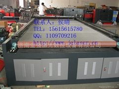 大幅面JQ1630布料激光切割机