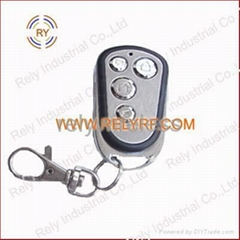 Wireless remote key for